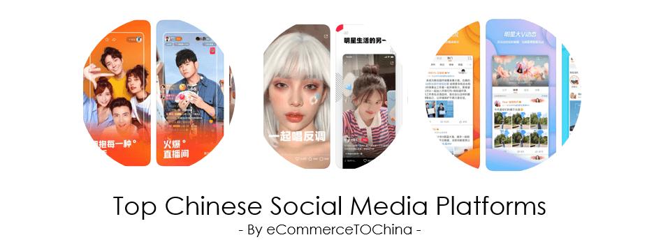 Chinas Beliebtesten Social-Media-Plattformen